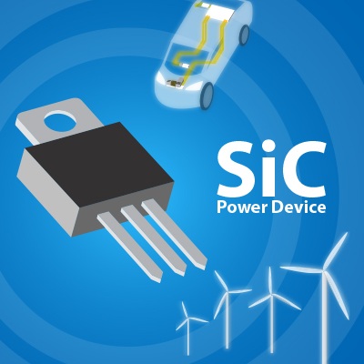 SiC power device