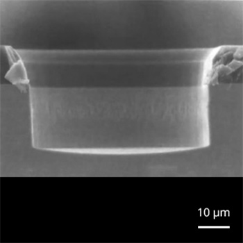 Gallium Arsenide Anisotropic Etching