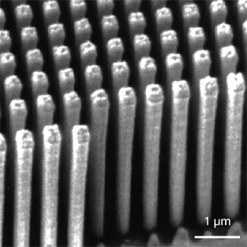 Nanoscale Silicon Pillars