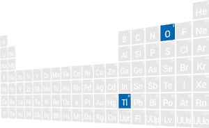 TiO2 Periodic Table